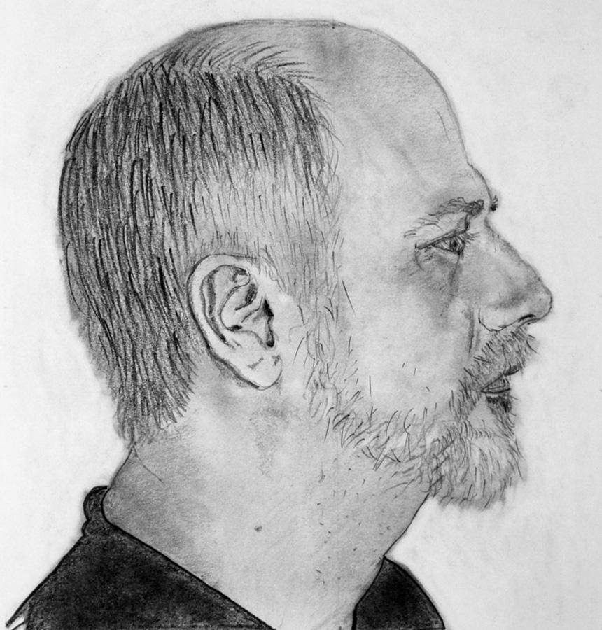 Önarckép profilból