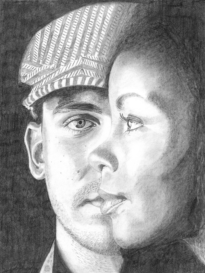 Portré rajzolás mesterkurzus